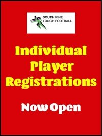 Individual  Player  Registrations